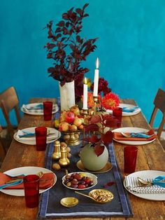 Thanksgiving Home Decorating Ideas | Family Circle