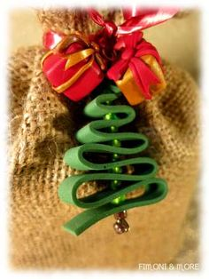 DIY Geschenkanhänger
