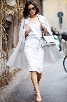 Blanco sobre blanco   Luxury Avenue