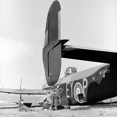 Handley Page Halifax of Air Force Aircraft, Ww2 Aircraft, Military Jets, Military Aircraft, Royal Navy Submarine, Handley Page Halifax, Lancaster Bomber, Ww2 Planes, Royal Air Force