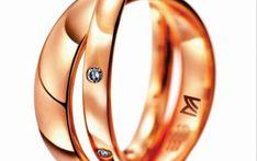 #verighete #aurroz model MDV 854 #aur #roz pentru o #nunta de vis!