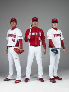 Youth Baseball Uniforms, Pro Baseball, Baseball League, Sports Uniforms, Baseball Jerseys, Uniform Design, Asian Men, Sport Outfits, Shirts