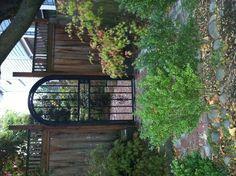 Portland, Oregon: garden gate 10/11/12.