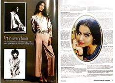 VA In an exclusive interview with T3FS fashion and lifestyle magazine. Out now! #shopvidhianand #fashion #lifestyle #magazine #personalinterview❤️