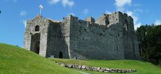 Oystermouth Castle   South West Wales   Castles, Forts and Battles