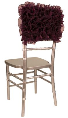 adorable chair cover idea