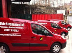 JCT600 supplies vans for Halifax plumbing business. The volume fleet division of Yorkshire-based JCT600 has supplied three Peugeot Partner vans to Sowerby Bridge plumbing and heating contractors Dale Stephenson Limited.