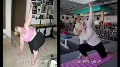 DDP YOGA Weight Loss Success Story - Stacey Morris meets Terri for the First Time