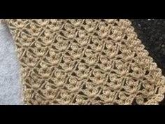Tığ İşi Lale Bahçesi Yelek Modeli - YouTube