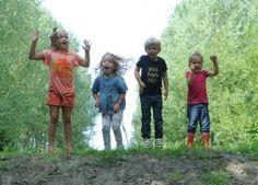 Stem op het NatuurSpeelbos in Axel! | Natuurkind, jongeren en de natuur.