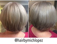Ash Blonde & Bob Cut  Call to book an appointment with Michelle @ Studio 1250 in Markham, ON (905) 209-9329 !   #blondehair #ashyhair #ashyblonde #bobcut #haircut #haircolour #rootcolour #shorthair #greyhair #hairbymichlopez #torontohairstylist #markhamhairstylist #scarboroughhairstylist #studio1250salonspa #hairappointment #clients #hairclients #hairstyle #salon #markhamsalon #torontosalon