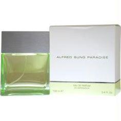Paradise By Alfred Sung Eau De Parfum .25 Oz Mini (unboxed)