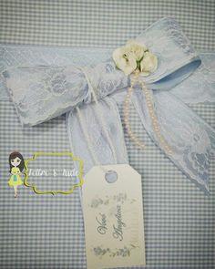 Caixas para lembrança de padrinhos na espera do nascimento de uma princesa