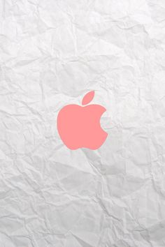 Rose gold glitter apple logo iphone 6 wallpaper click - Original apple logo wallpaper ...