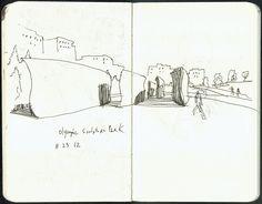 richard serra drawings