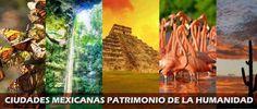 Sabías que? México cuenta con 10 ciudades reconocidas por la UNESCO como Patrimonio Cultural de la Humanidad. Esto gracias a su gran valor histórico arquitectónico y urbanístico por lo que es el país con más reconocimientos en América Latina. Te imaginas lo que puedes conocer en México? A continuación te indicamos estas ciudades para que el próximo viaje las tengas en cuenta en tu lista de destinos turísticos a visitar: 1. Ciudad de México. Una de las ciudades más grandes del país que fue…