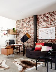 How a warehouse was converted into a warm and inviting home - Homes To Love