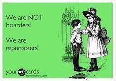 #Repurpose !