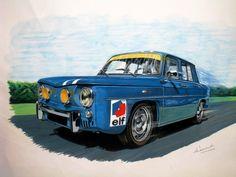Renault R8 Gord