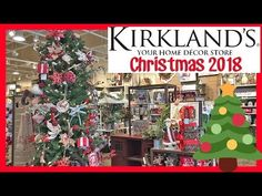 10 Best Kirklands Christmas Images Christmas Decor Christmas