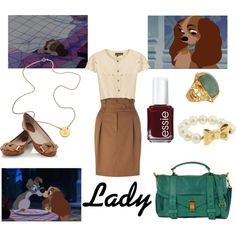 Lady [Lady and the Tramp]