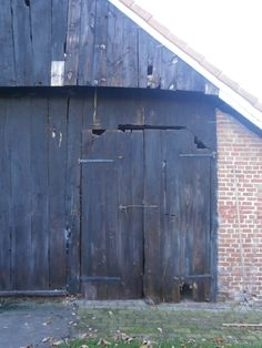 Deur van de schoppe bij Rennerdink, Winterswijk.