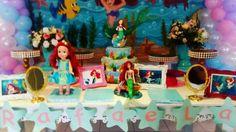 Festa pequena Sereia