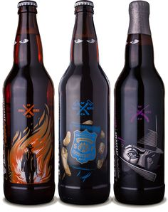 Speakeasy Ales & Lagers Limited Series - designed by Emrich Office