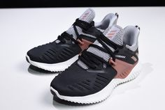 Products Descriptions:  adidas Alphabounce Beyond 2 W Black Pink-Grey-White BD7086  SIZEAVAILABLE: Women:US5=UK3.5=EUR36 Women:US5.5=UK4=EUR36 2/3 Women:US6=UK4.5=EUR37 1/3 Women:US6.5=UK5=EUR38 Women:US7=UK5.5=EUR38 2/3 Women:US7.5=UK6=EUR39 1/3  Tags: adidas AlphaBounce,Alphabounce Beyond Model: ADIDASALPHABOUNCE-BD7086 5 Units in Stock Manufactured by: ADIDASALPHABOUNCE Air Jordan Retro 8, Jordan 13 Black, Adidas Models, Off White Shoes, Black And White Man, Athletic Fashion, Training Shoes, Running Shoes For Men, Pink Grey
