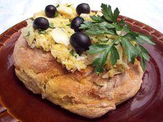 Nárwen's Cuisine: Tiborna de Bacalhau