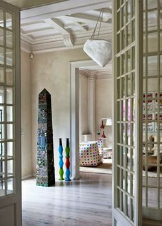 Casa Lapa in Lisbon, Portugal - interior design Vera Iachia