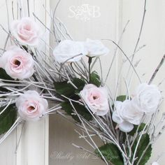 DIY Twig Wreath - Shabby Art Boutique
