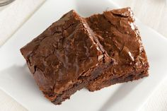 Protein-Packed Avocado Brownies - When you're looking for something sweet, try this gluten and dairy-free dessert from Megan McWilliams (Oz Show).