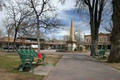 Santa Fe's Old Town Square, Galleries and Shops, Old US 66, Road Trip! Don't forget to stop in the place that has over 200 sodas (soda fountain) to choose from!