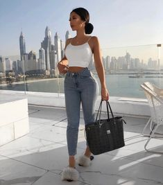 [New] The 10 Best Outfit Ideas Today (with Pictures) - New multipost 1 2 3 or 4 ? Lis la petite citation a la fin Cute Casual Outfits, Swag Outfits, Summer Outfits, Fashion Outfits, Womens Fashion, Fashion Trends, Fashion Clothes, Autumn Outfits, Parisian Fashion