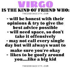 Virgo friends #facts #virgo