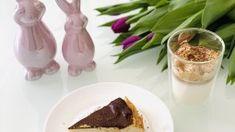 Najlepszewkuchni.pl - Przepisy kulinarne na każdą okazję. Pudding, Food, Custard Pudding, Essen, Puddings, Meals, Yemek, Avocado Pudding, Eten