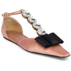 Mules shoes oscar de la renta valentino ballerina flats,oxford shoes how to wear walking shoes for women,working wellies boots black cowgirl booties. Bow Shoes, Bow Flats, Flat Shoes, Ankle Strap Flats, Ankle Straps, Marni Shoes, Shoe Wardrobe, Mary Jane Shoes, T Strap