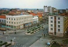 Pamje epjesëshme nga Tirana, viti 1980
