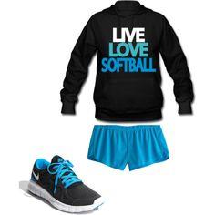 Softball (: