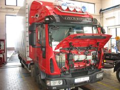 Servis nákladních a užitkových vozů