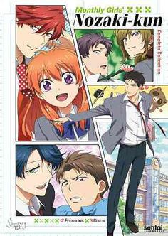 Monthly Girls' Nozaki-Kun: Complete Collection