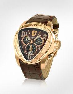 it's a watch, it's a triangle, it's a tritch....wangle....triatch....it's a cool watch