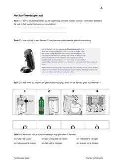 Functioneel lezen - Downloadbaar lesmateriaal - KlasCement