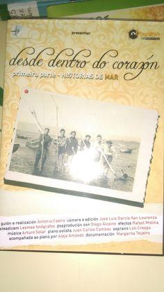 DOCUMENTAL en DVD SECCIÓN AUDIOVISUAIS