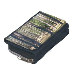 Park Trees Wallets