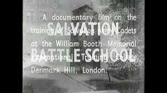 1952, Salvation Army, International Training College, London - Intercessors Session Movie