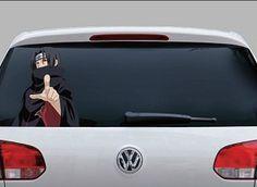 naruto stickers car