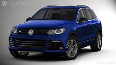 2013 Volkswagen Toureg