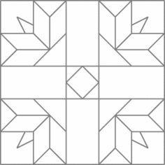 A cool website for those of you who can sew - you can design a quilt and see what it will look like when it's finished - and it also tells you how much fabric you will need. Barn Quilt Designs, Barn Quilt Patterns, Paper Piecing Patterns, Patchwork Patterns, Quilting Designs, Star Quilts, Quilt Blocks, 3d Cuts, Painted Barn Quilts